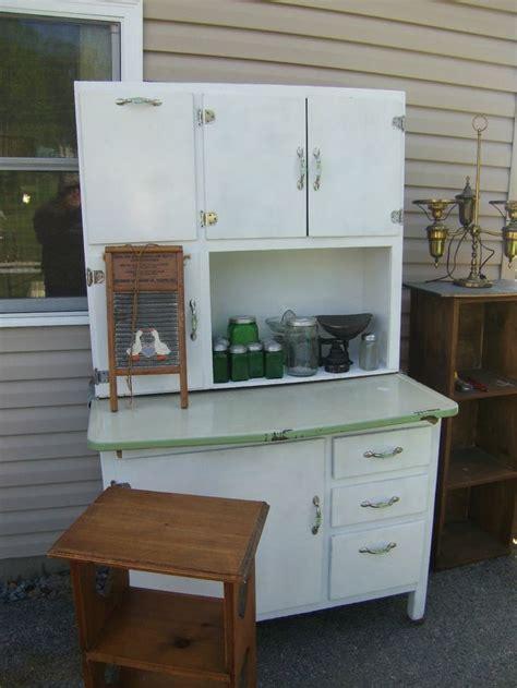 details  antiquevintage hoosier sellers cabinet