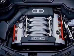 2004 Audi A8 4 2l V8 Engine   Pic    Image