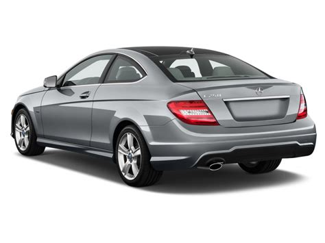 This being a compact coupe, it's really a 2+2 rather than a four seater. Image: 2014 Mercedes-Benz C Class 2-door Coupe C250 RWD Angular Rear Exterior View, size: 1024 x ...