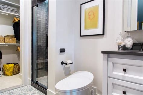 Bathroom Renovation Tv Show by Pictures Of The Hgtv Smart Home 2018 Bathroom