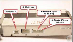 2010 Lexus Isf  Mark Levinson Amp Diagram Wanted