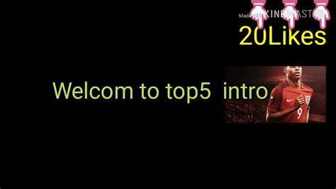 Top5 intros! - YouTube
