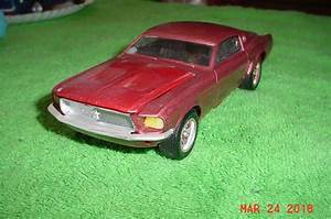 Vintage AMT 1967 Ford Mustang Mach 1 1/25 Parts or Restore? #AMT (With images) | Model cars kits ...