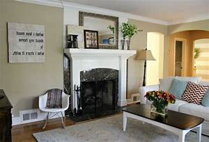 Wohnzimmer Wandfarben Affordable Gerumiges Moderne