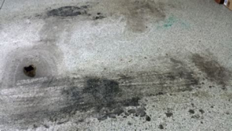 Garage Floor Clean Up: Confession of a Lazy Homeowner