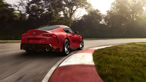 2020 Toyota Supra Desktop Wallpaper by 2020 Toyota Supra Wallpapers Hd Images Wsupercars