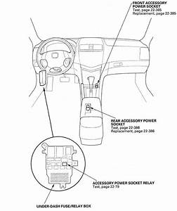 Accessory Plug Issue On 2006 Accord - Page 3