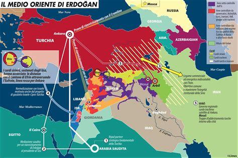 impero ottomano cartina la turchia e l impero ottomano dopo la sconfitta siriana