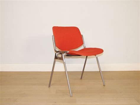 chaise castelli chaise castelli dsc 106 vintage ée 70 piretti
