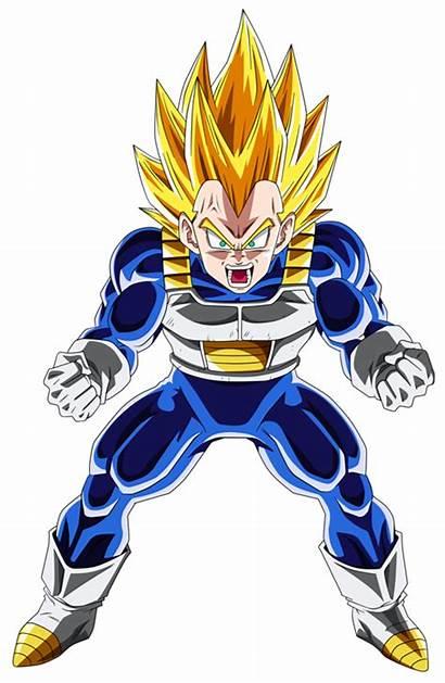 Vegeta Super Dragon Ball Saiyan Ascended Power