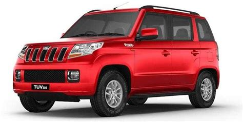 indian car mahindra mahindra tuv300 price mileage colors specifications images