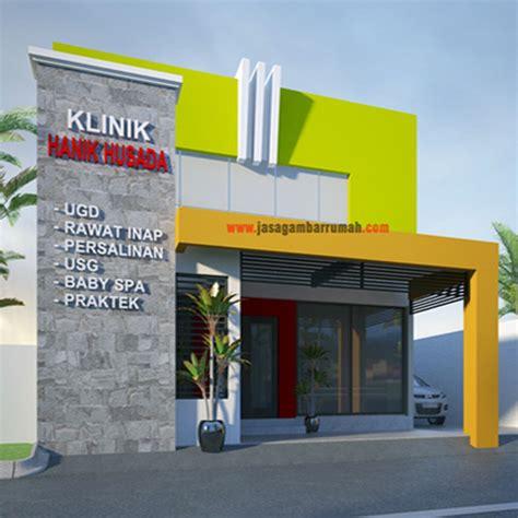 layanan  jasa gambar rumah klinik kesehatan tulungagung