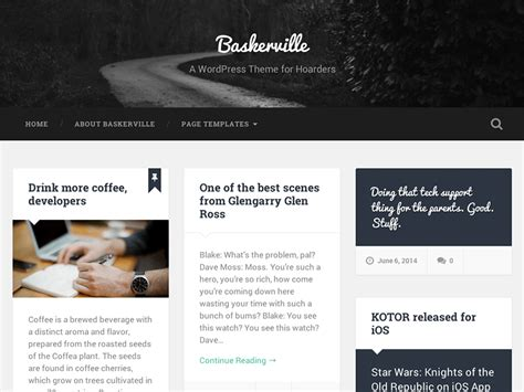 30+ Best Responsive & Free Magazine Wordpress Themes