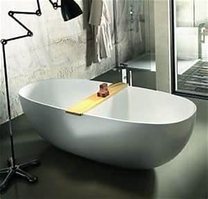 Badewanne Auf Füßen : freistehende badewanne mit f en idfdesign ~ Orissabook.com Haus und Dekorationen