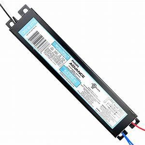 Advance Icn-2p60-sc - T12 Fluorescent Ballast  277v