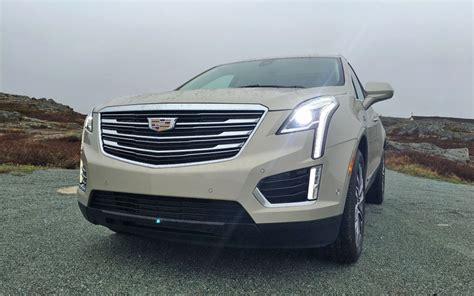 2017 Cadillac Xt5 Road Test Review