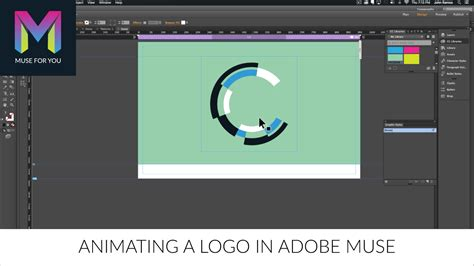 Adobe Muse Animating A Logo In Adobe Muse Web Design Ledger