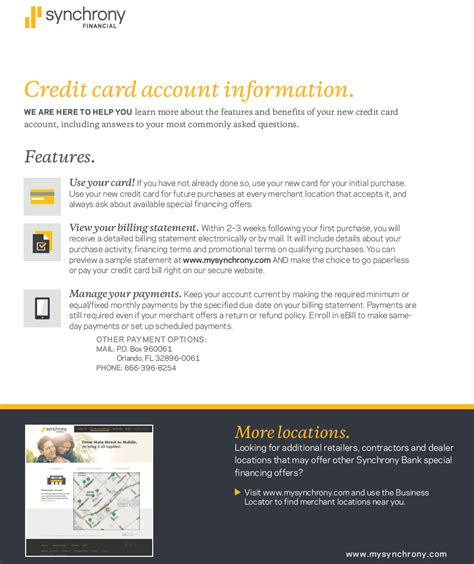 home design credit card where can i use my synchrony financial home design credit