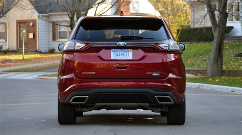 ford edge sport review   drivers magazine
