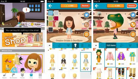 modification si鑒e social miitomo nos impressions sur l 39 application sociale de nintendo geeks and com 39