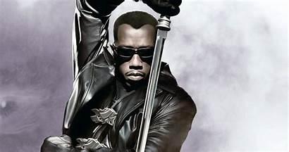 Blade Wesley Snipes Marvel Movies Movieweb Horror