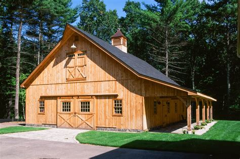 post  beam barns garages homes  ct ma ri