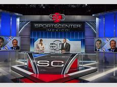 ESPN Deportes Unveils Its Own StateoftheArt Production