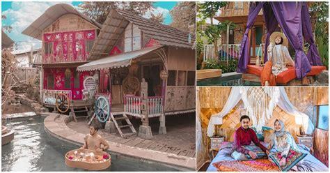 hotel instagramable murmer ala kampung gypsy  jogja