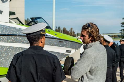 Malibu Boats Ceo by Malibu Boats Visits For Bock Memorial Lecture Usna News