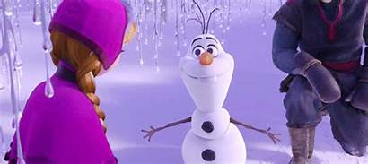 Frozen Snowman Build Want Gifs Snow Olaf
