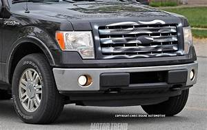 Spotted  Updated 2013 Ford F