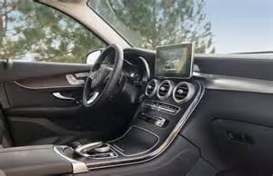 2017 Mercedes GLC 300 Interior