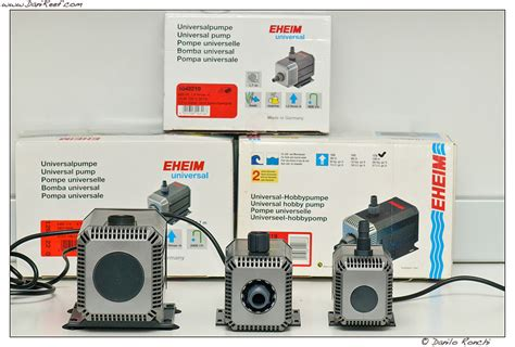 return pumps tests and real measurements compared zeovit