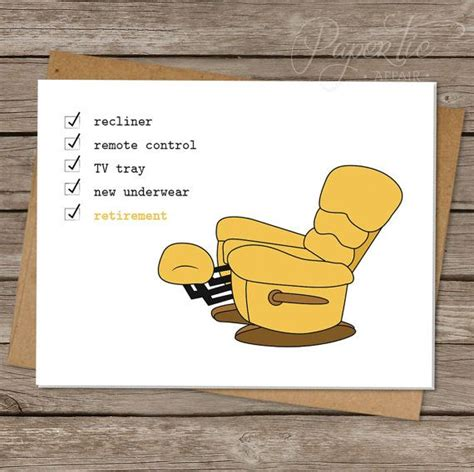 retirement card funny retirement greeting card funny