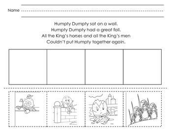 humpty dumpty sequencing by pie designs tpt 489 | original 870054 1