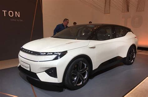 byton electric suv concept unveiled autocar india
