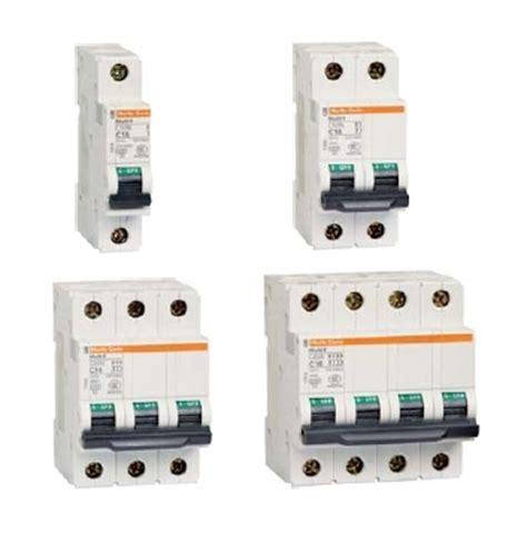 Schneider Mini Circuit Breaker Metalchina China