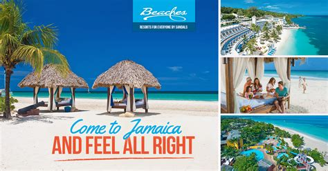 All Inclusive Jamaica Vacation Resort Packages   Beaches