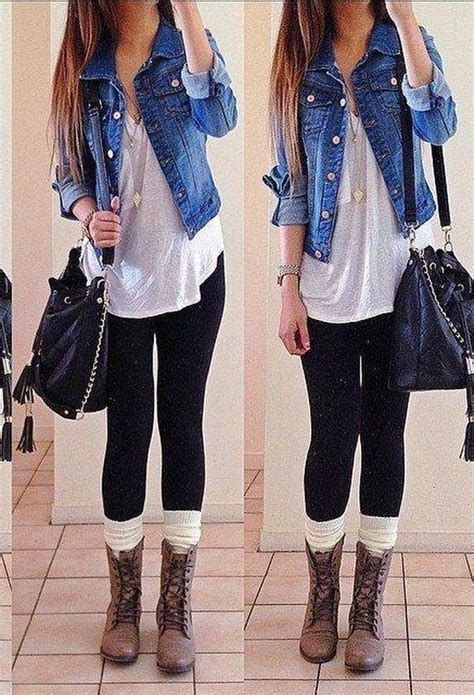 Simple back to school outfits 5 best | School outfits School and Clothes