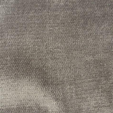 Grey Velvet Upholstery Fabric by Grey Velvet Designer Upholstery Fabric Shimmer