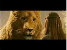 Prince Caspian Lucy meets Aslan YouTube