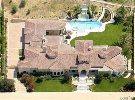 27 Floor House by 9 995 Million Mediterranean Mansion In Calabasas Ca