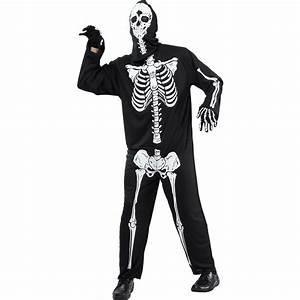 Halloween Skelett Kostüm : scary skelett halloween kost m ~ Lizthompson.info Haus und Dekorationen