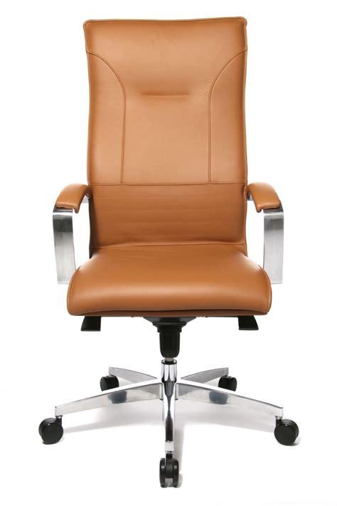 fauteuil bureau cuir marron fauteuil de bureau cuir prestige