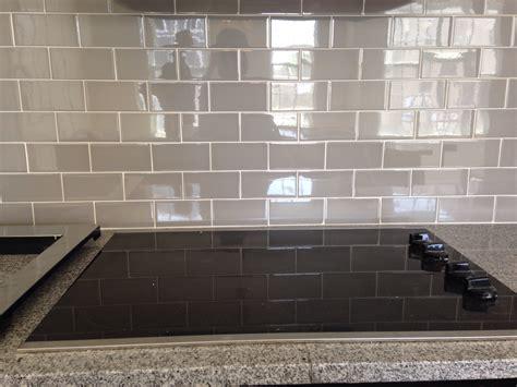 Grey Subway Tile Backsplash Decofurnish