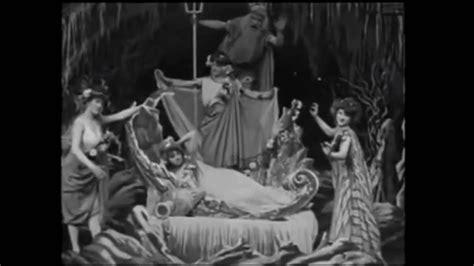 george melies mermaid the mermaid 1904 georges m 233 li 232 s youtube