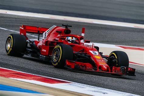 Sebastian Vettel Bahrain - 3Legs4Wheels