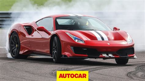 488 Pista Modification by 488 Pista 2019 Review 710bhp Supercar On Road