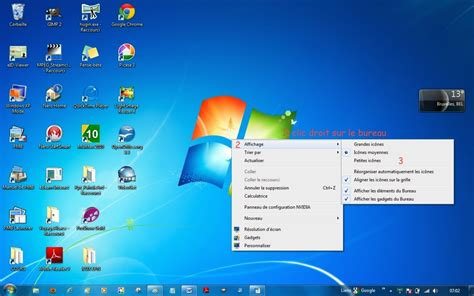personnaliser bureau windows 8 module 2 le système d 39 exploitation windows 7 2 2 les