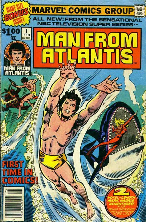 STARLOGGED - GEEK MEDIA AGAIN: 1978: MAN FROM ATLANTIS ...
